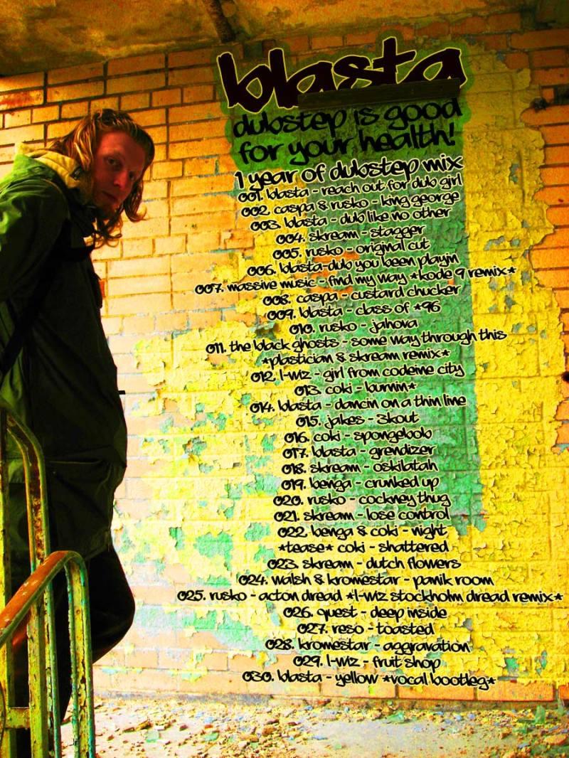 dubstep-is-good-tracklist