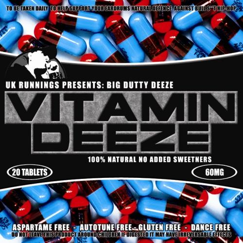 Vitamin Deeze Front 500